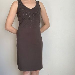 Tommy Bahama jewel front tank dress